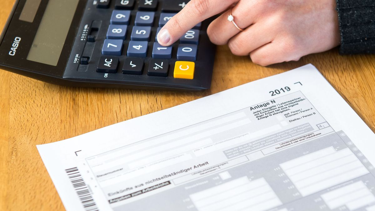Frist Der Steuererklarung 2019 Naht Was Dieses Jahr Anders Ist Br24