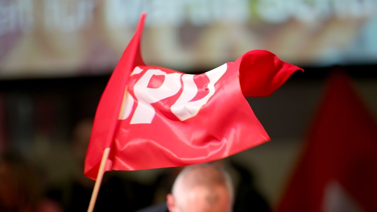 SPD-Flagge