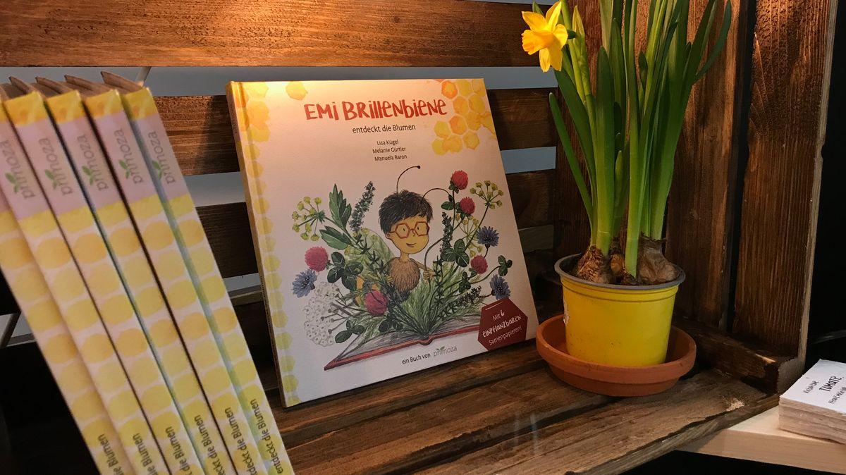 "Buch ""Emi Honigbiene"""