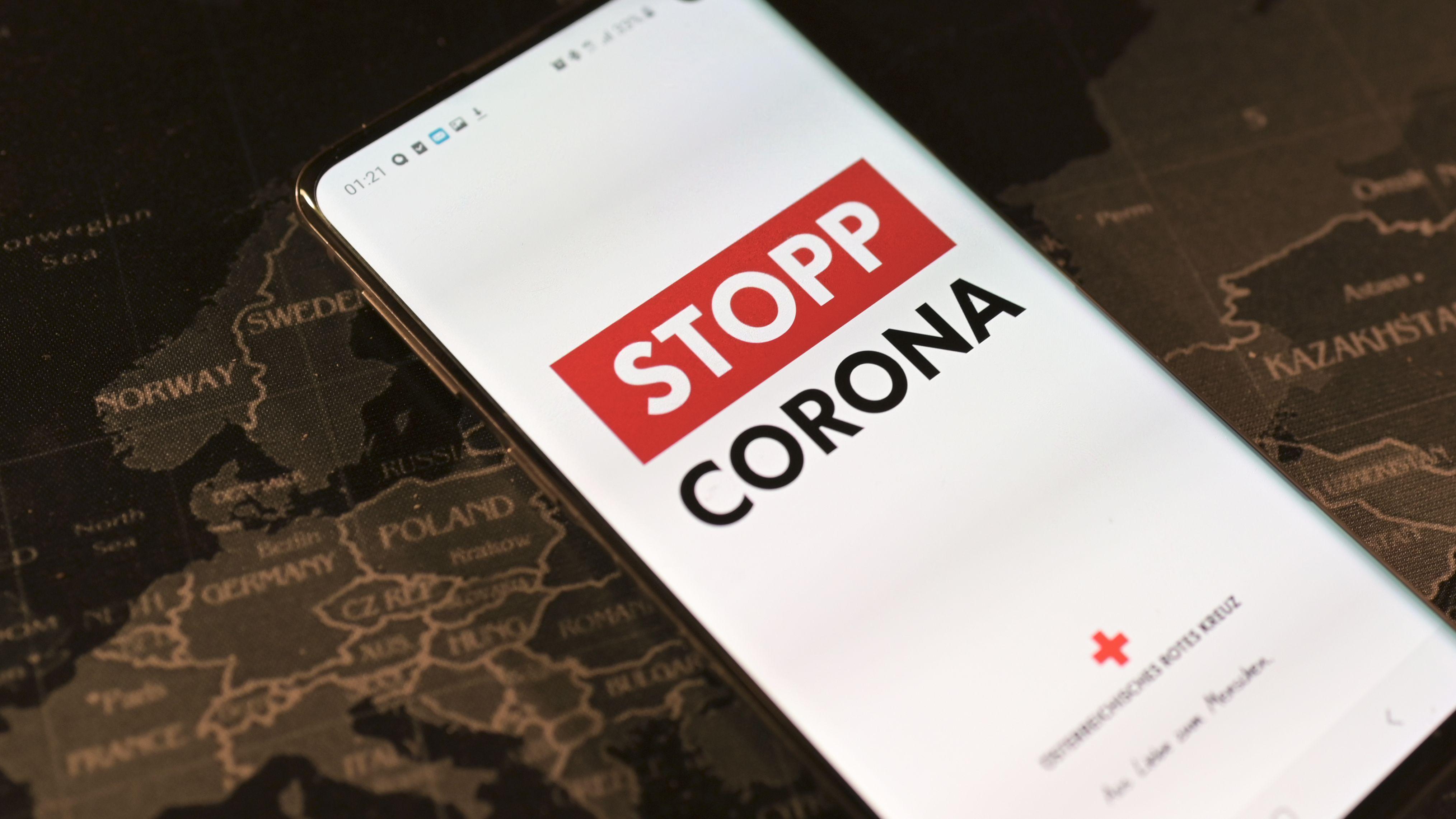 Anti-Corona-App
