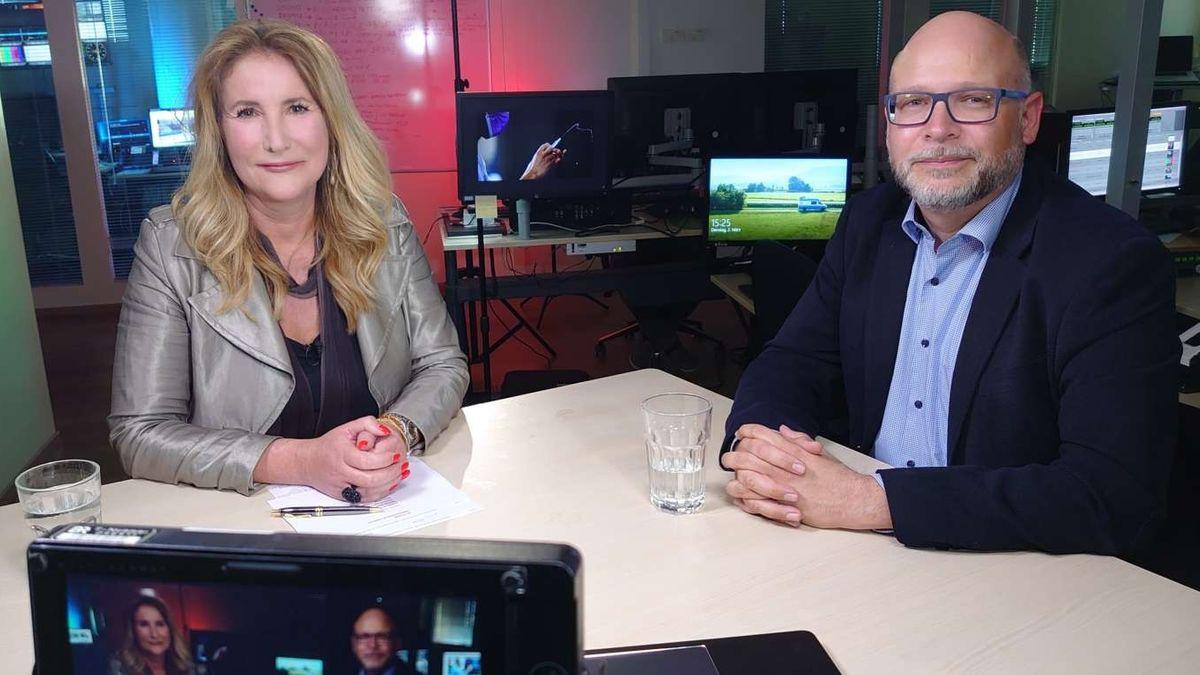 Susanne Glass und Tim Aßmann