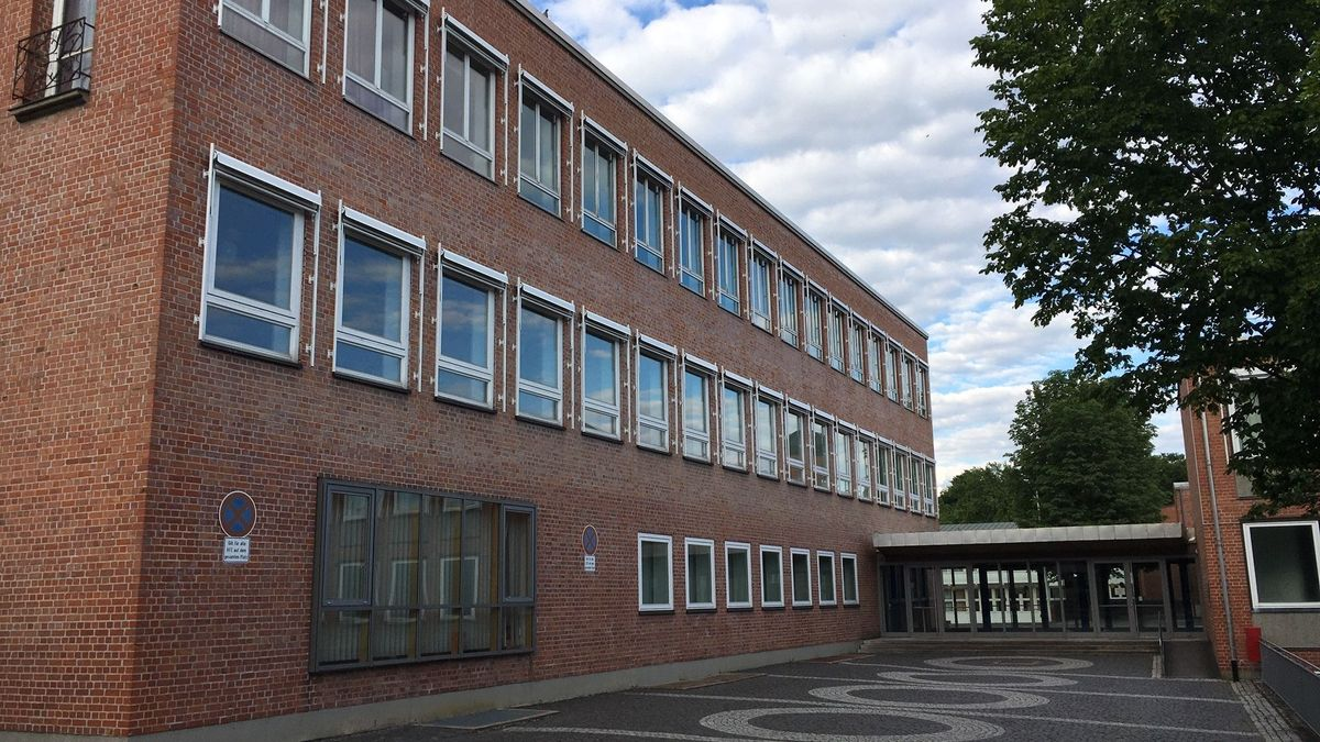 Olympia-Morata-Gymnasium in Schweinfurt
