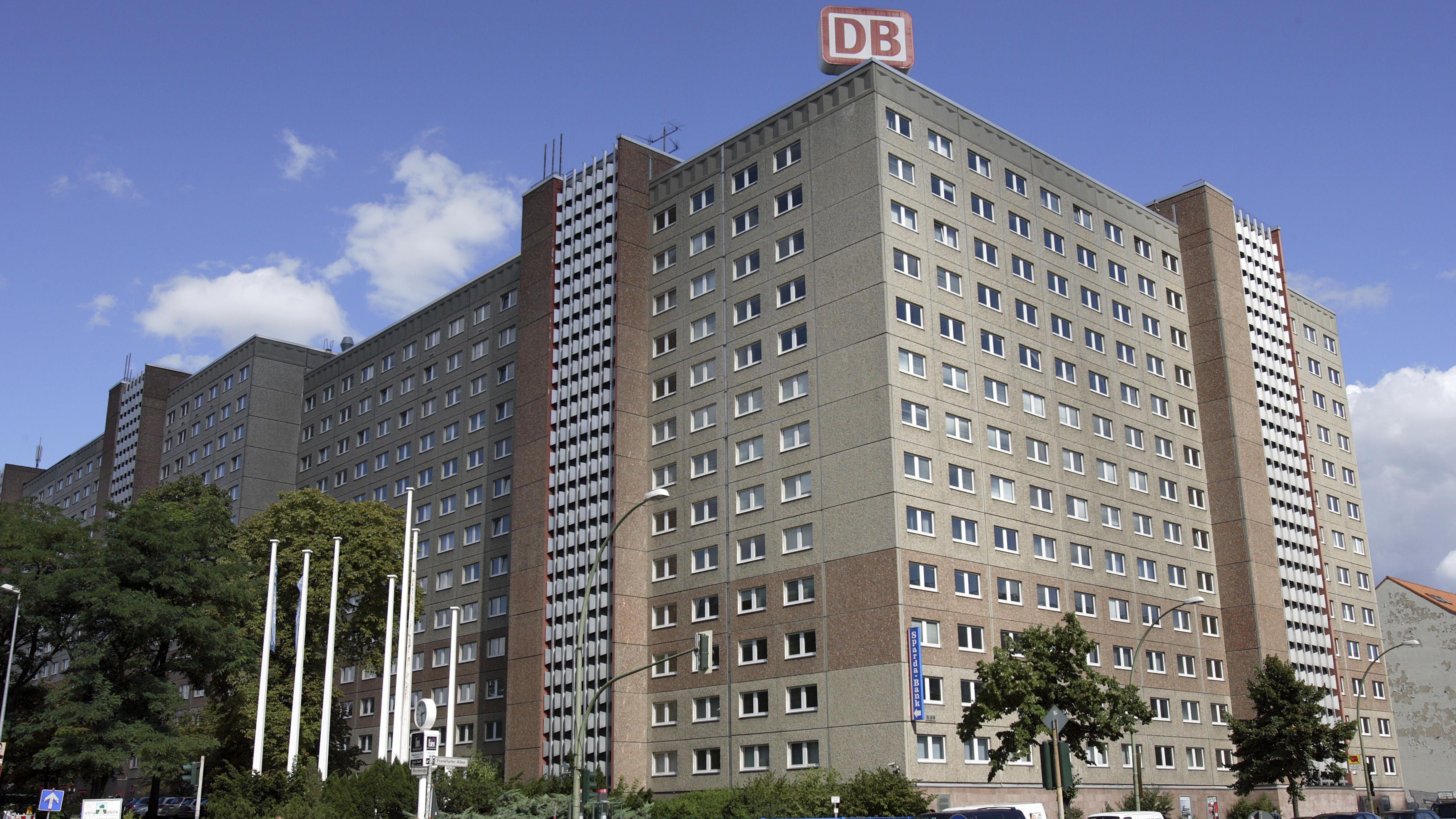Stasizentrale in der Berliner Normannenstraße