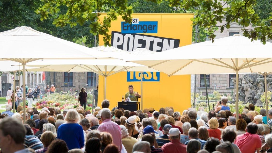 Erlanger Poetenfest 2017