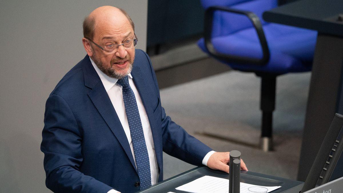 Für Sicherheit selbst sorgen – EU-Vision von Martin Schulz