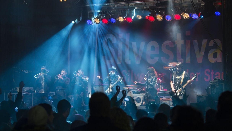 Sind beim Silvestival 2019 in Nürnberg dabei: Shantel & Bucovina Club Orkestar