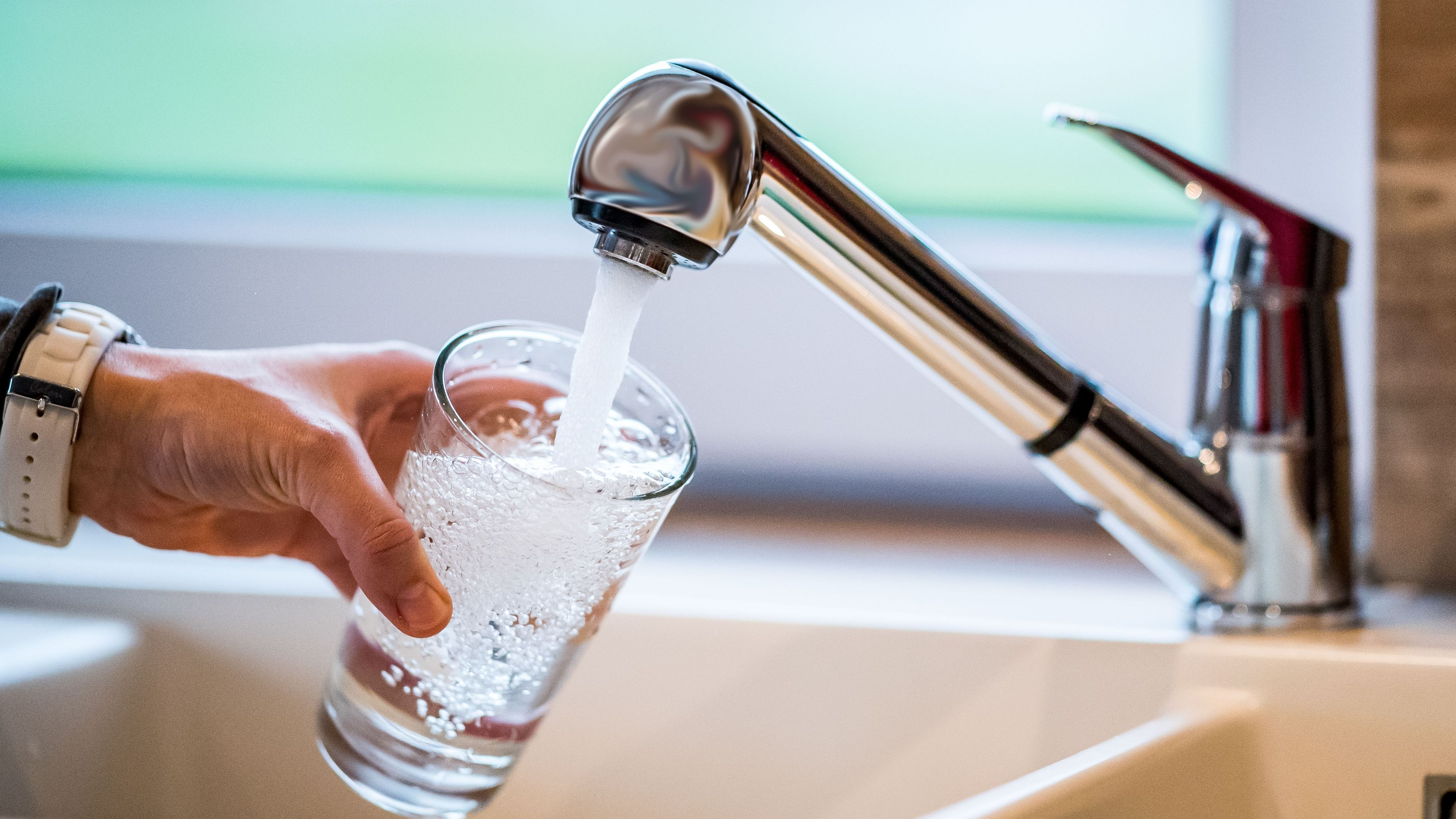 Symbolbild Wasser
