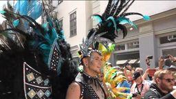 Coburger Samba-Festival | Bild:BR
