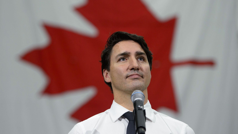 Justin Trudeau, Premierminister von Kanada.