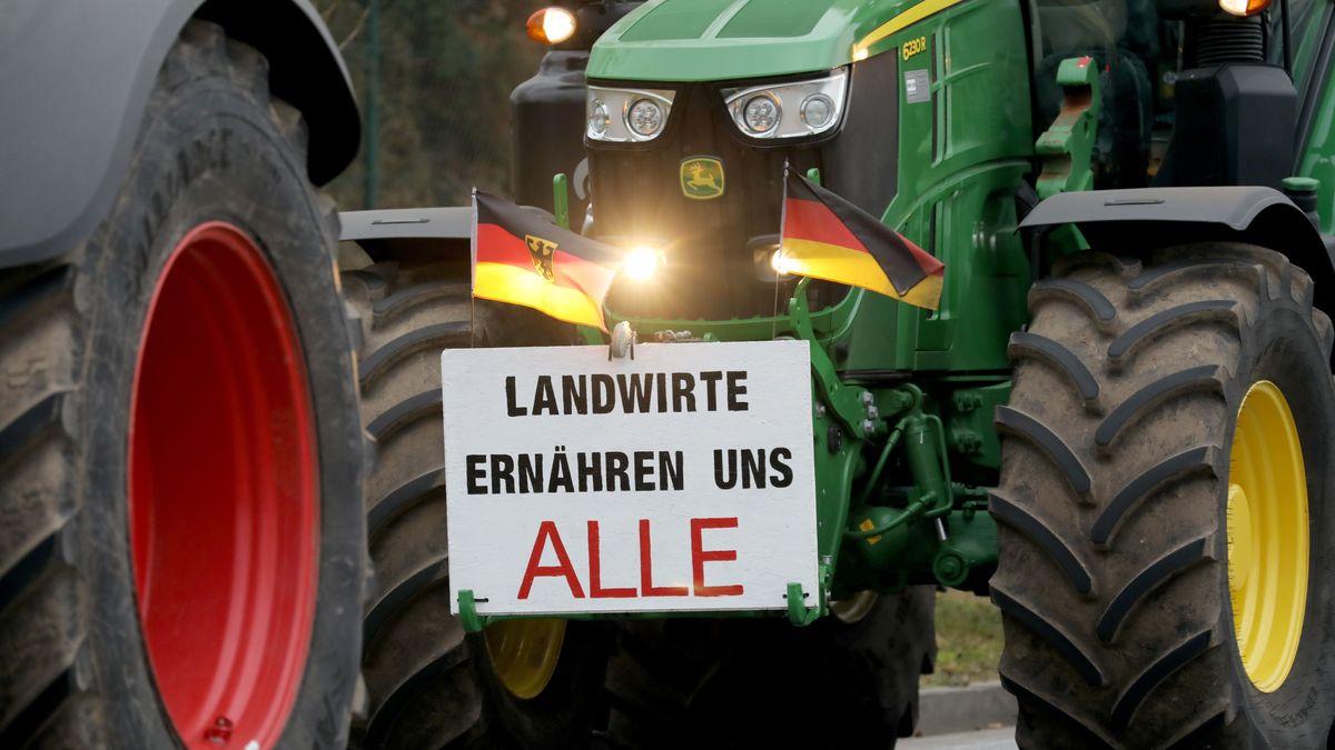Symbolbild Bauern-Proteste