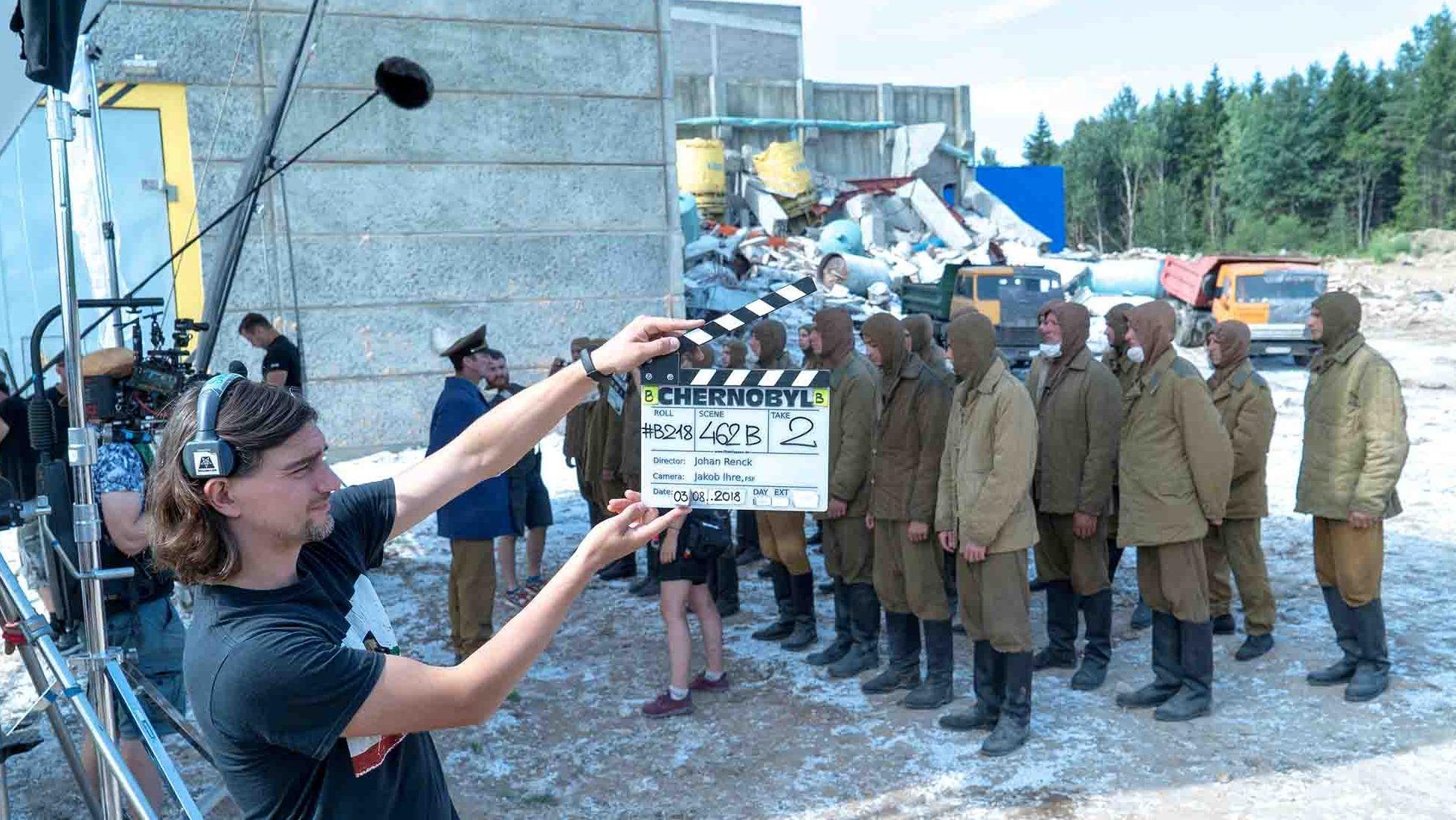 In der fünfteiligen Sky Original Production erzählt Regisseur Johan Renck die schockierende Geschichte der Reaktor-Katastrophe von 1986 in Tschernobyl, ihrer Opfer und Helden. Mit Jared Harris, Stellan Skarsgård, Emily Watson.