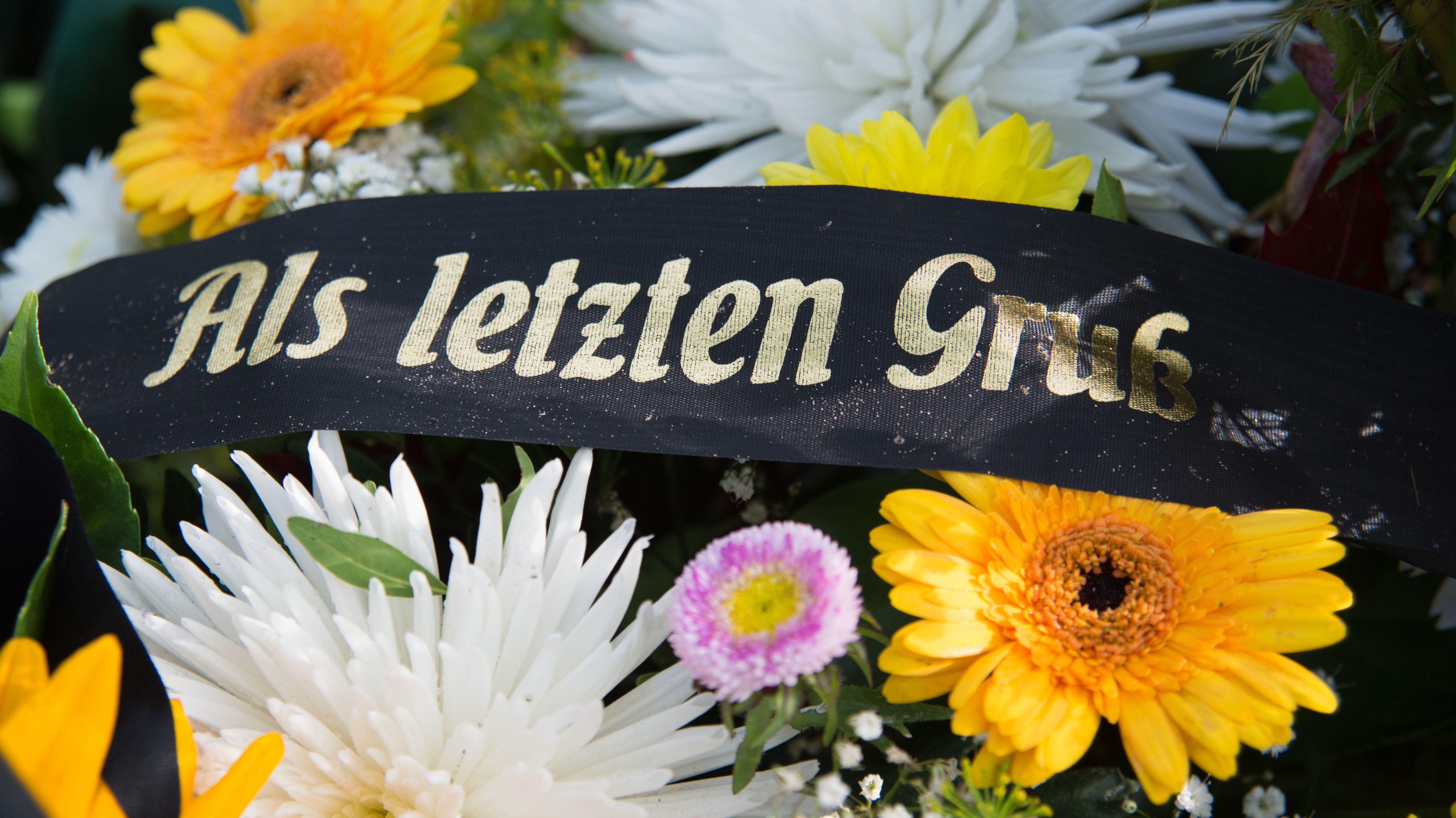 Beerdigung (Symbolbild)
