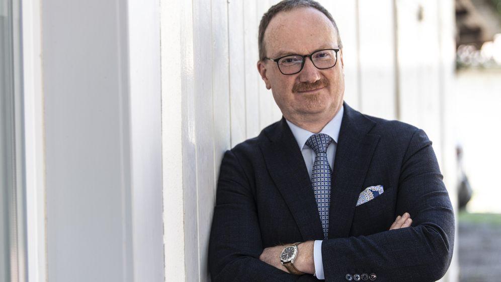 Der Vorsitzende der Wirtschaftsweisen, Lars Feld   Bild:dpa-Bildfunk/Patrick Seeger