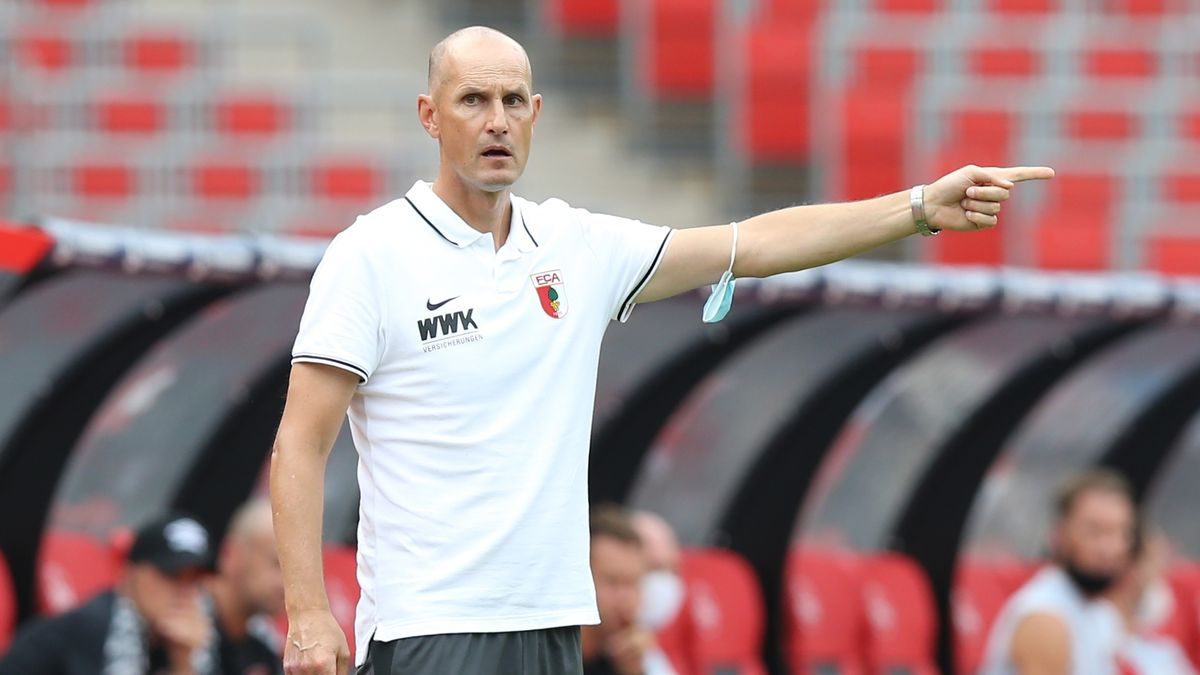 Heiko Herrlich, Trainer FC Augsburg