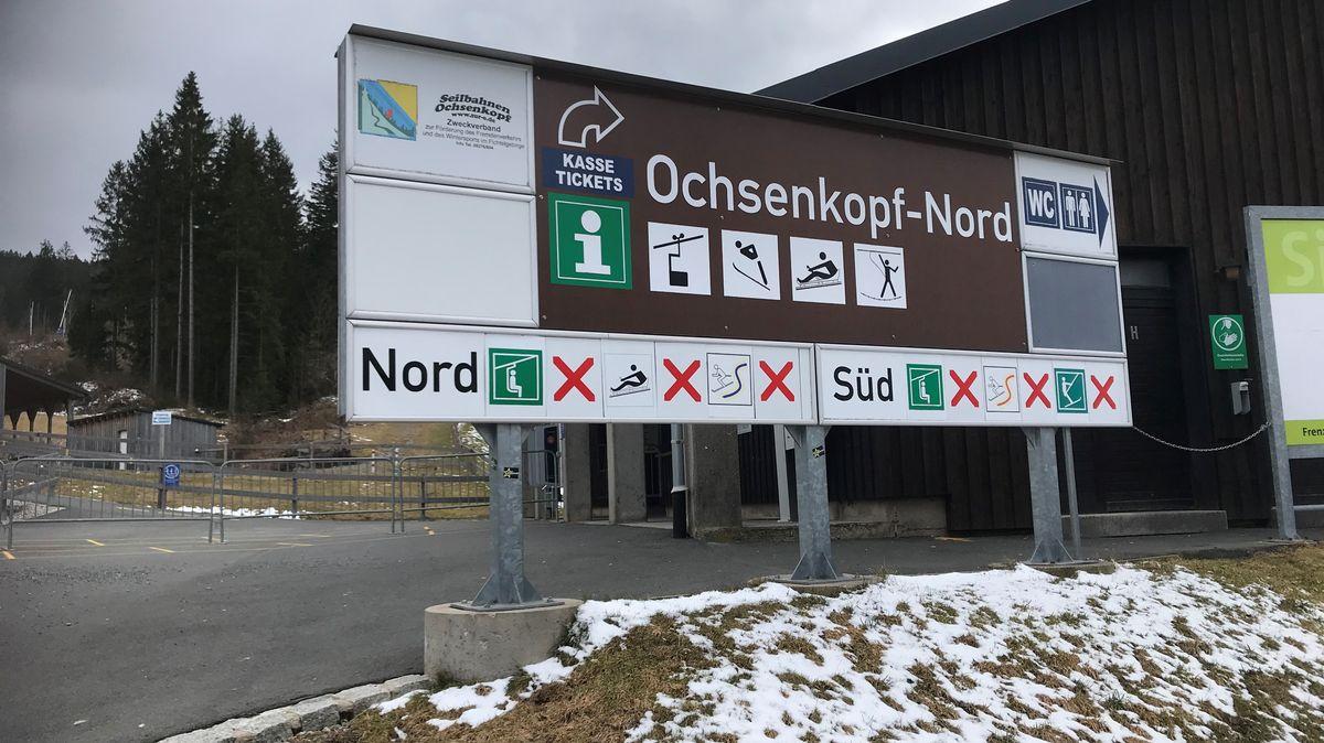 Die Seilbahn Nord in Bischofsgrün und die Seilbahn Süd in Fleckl bekommen jeweils eine neue Talstation.
