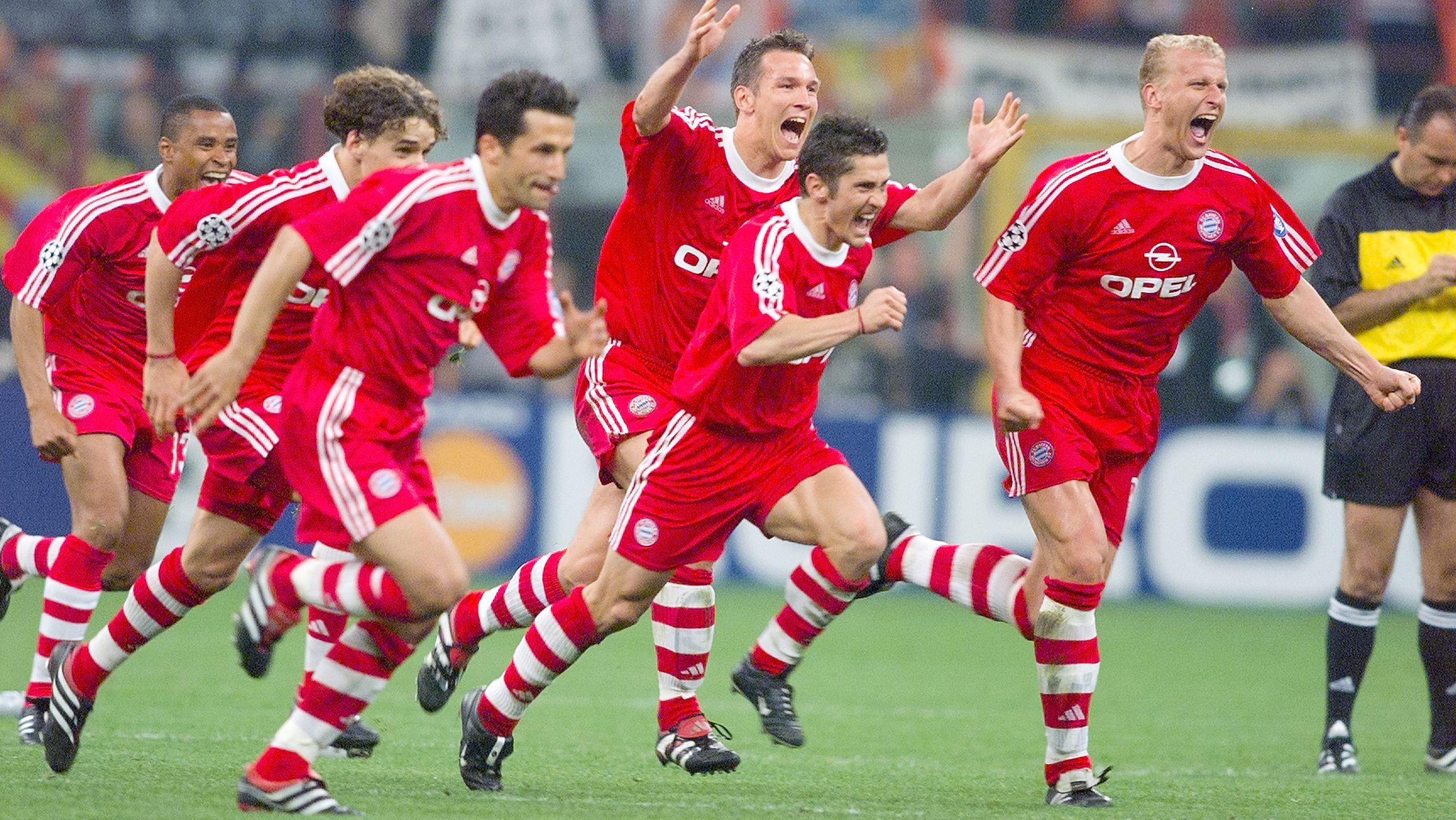 Saisonfinale 2000/01