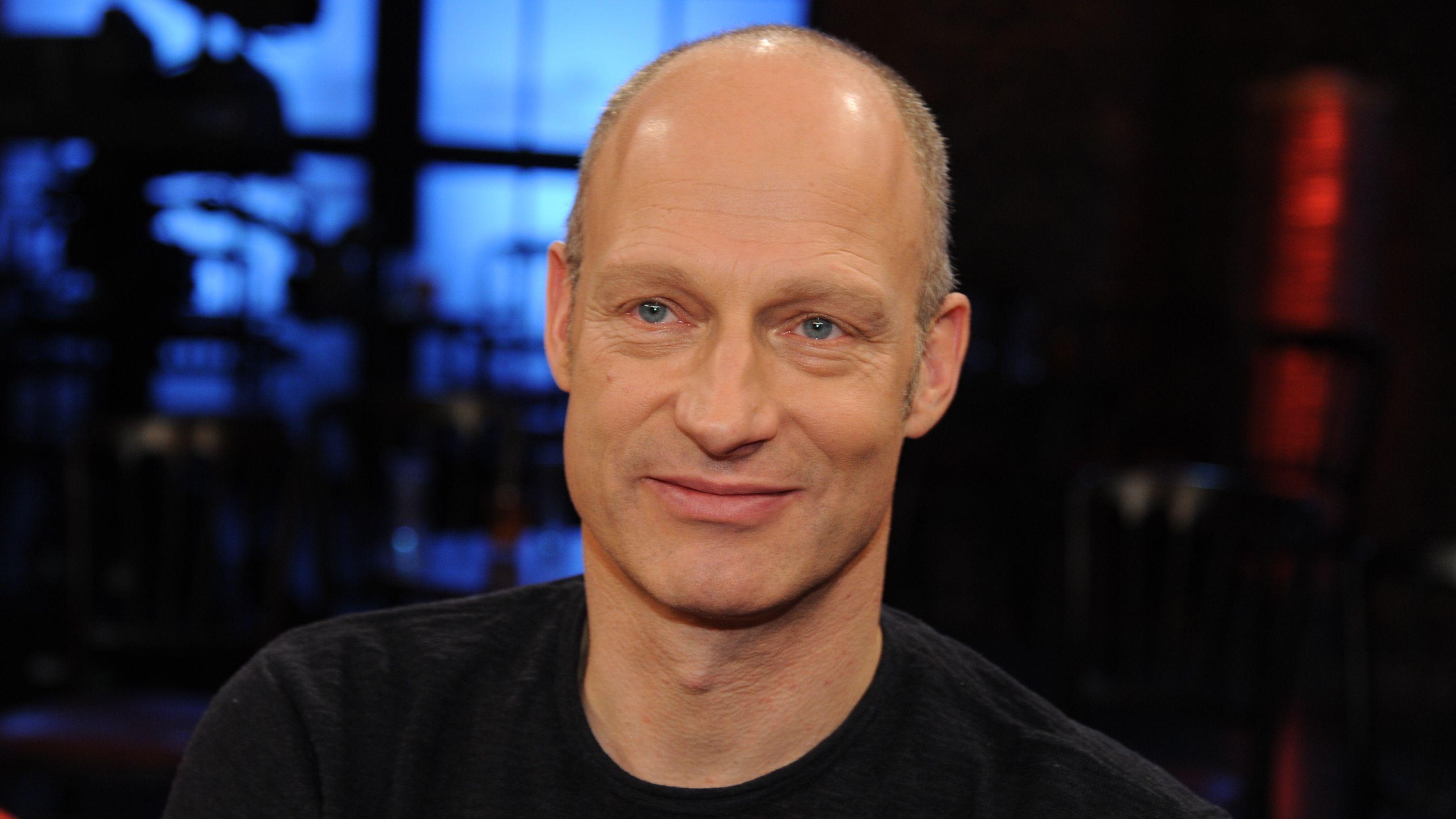 Der Schauspieler und Schriftsteller Joachim Meyerhoff (52) erhält den Bayerischen Buchpreis.