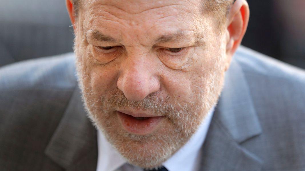 Seine Anwälte legen nun Einspruch gegen seine Verurteilung ein: Harvey Weinstein.