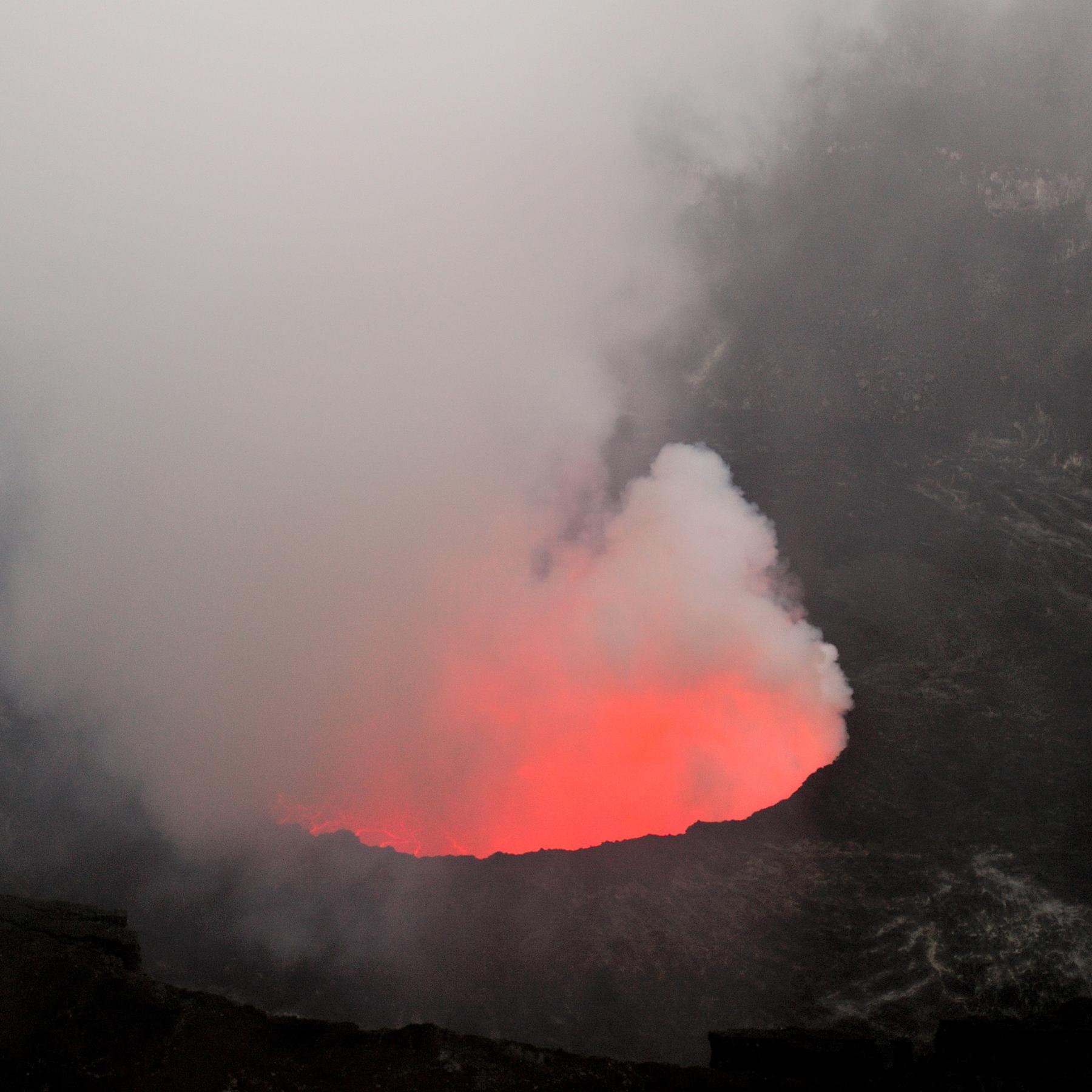 Vulkanismus - Von Lava und Magma