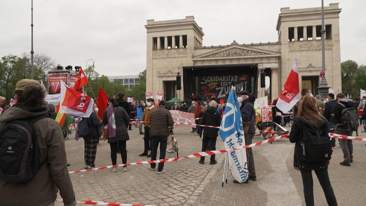 1. Mai: Veranstaltungen in Bayern