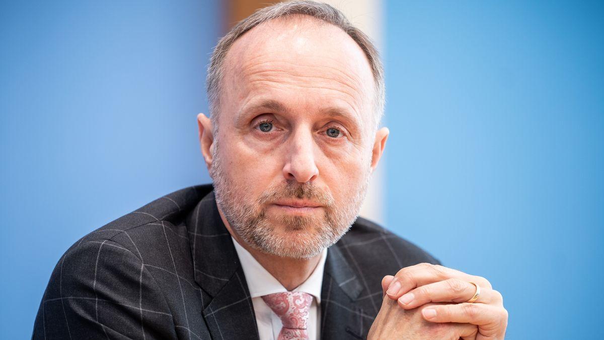 Stephan Hofmeister, stellvertretender Vorstandsvorsitzender der Kassenärztlichen Bundesvereinigung.