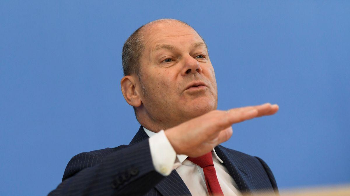 2023 sollen laut Finanzminister Olaf Scholz erste Staatsschulden aus der Corona-Krise wieder zurückgezahlt werden.