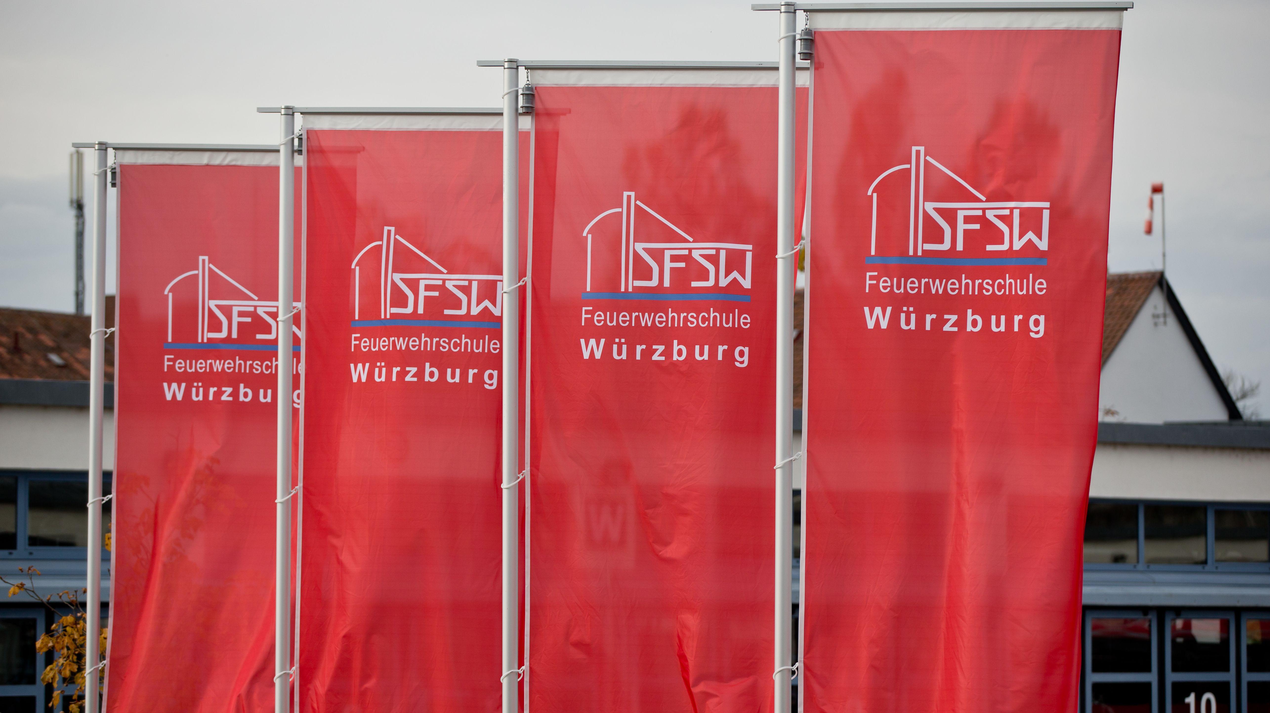 Würzburger Feuerwehrschule erhält 17 neue Stellen.