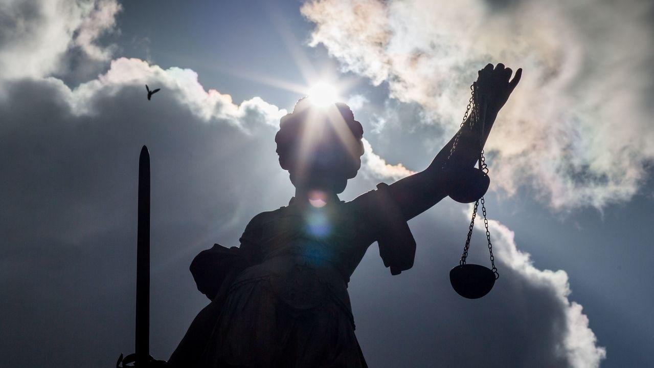 Justitia (Symbolbild)