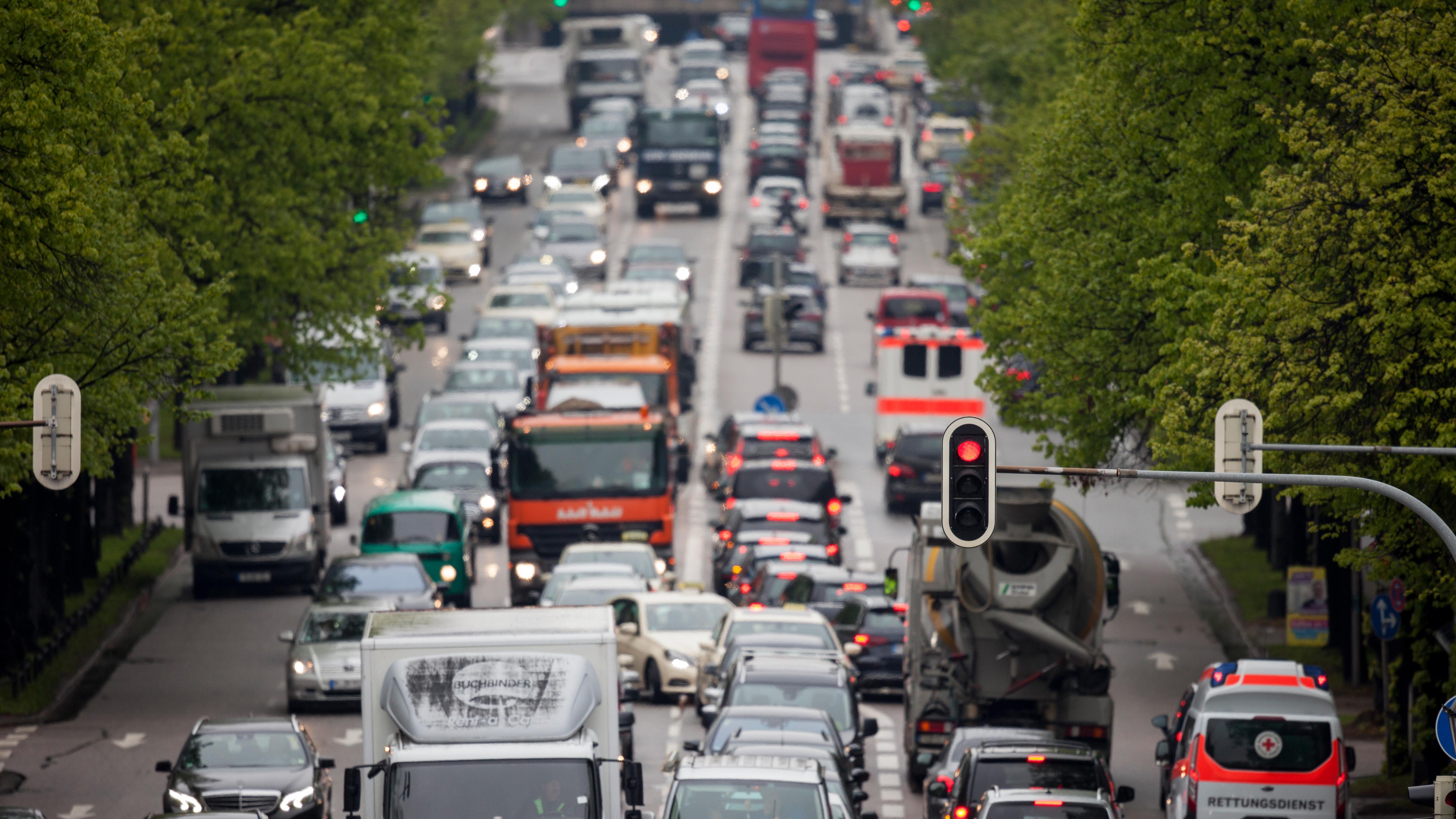 Verkehr CO2