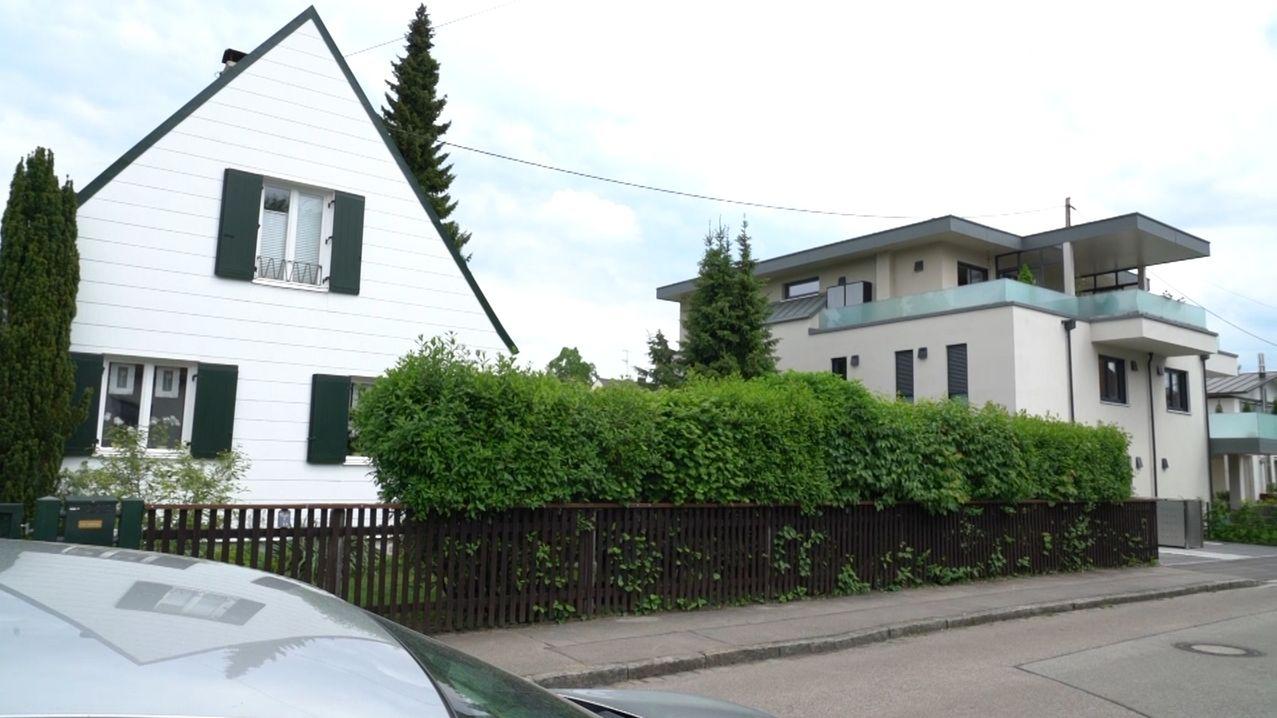 Nachverdichtung in Augsburg-Hochzoll