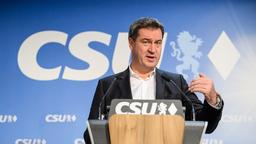 Markus Söder  | Bild:picture-alliance/dpa