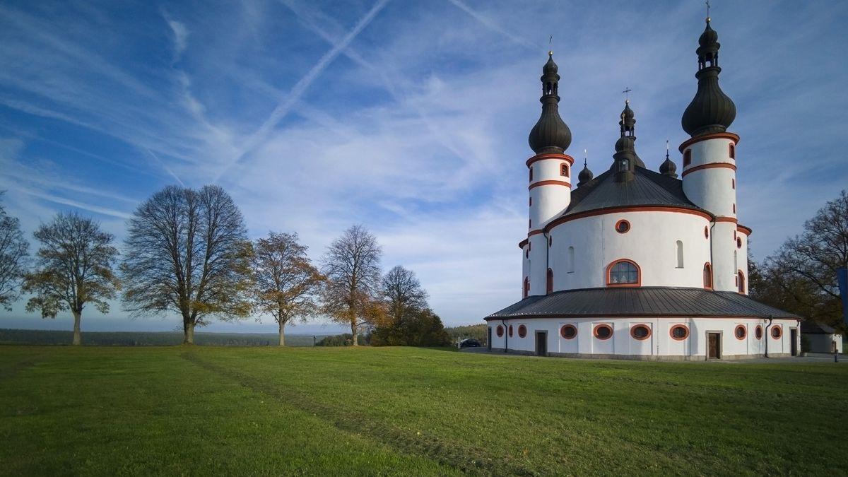 Das Kappl bei Waldsassen, Wahrzeichen des Landkreises Tirschenreuth.