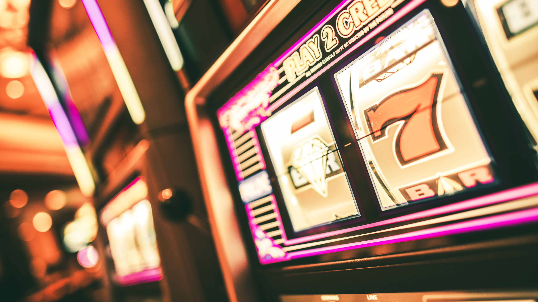 Symbolbild: Spielautomat