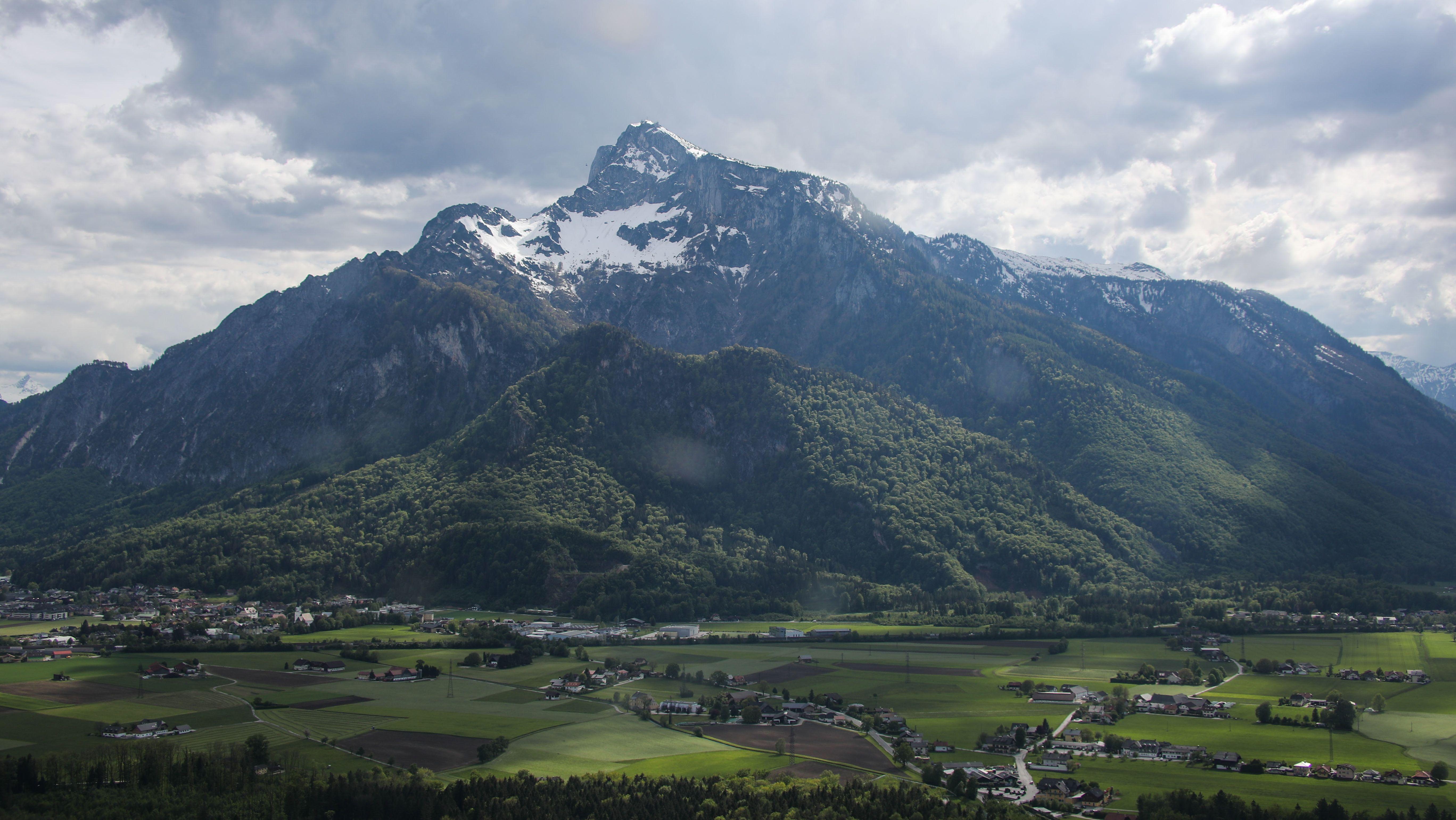 Der Untersberg: Ursprung eines Mythos
