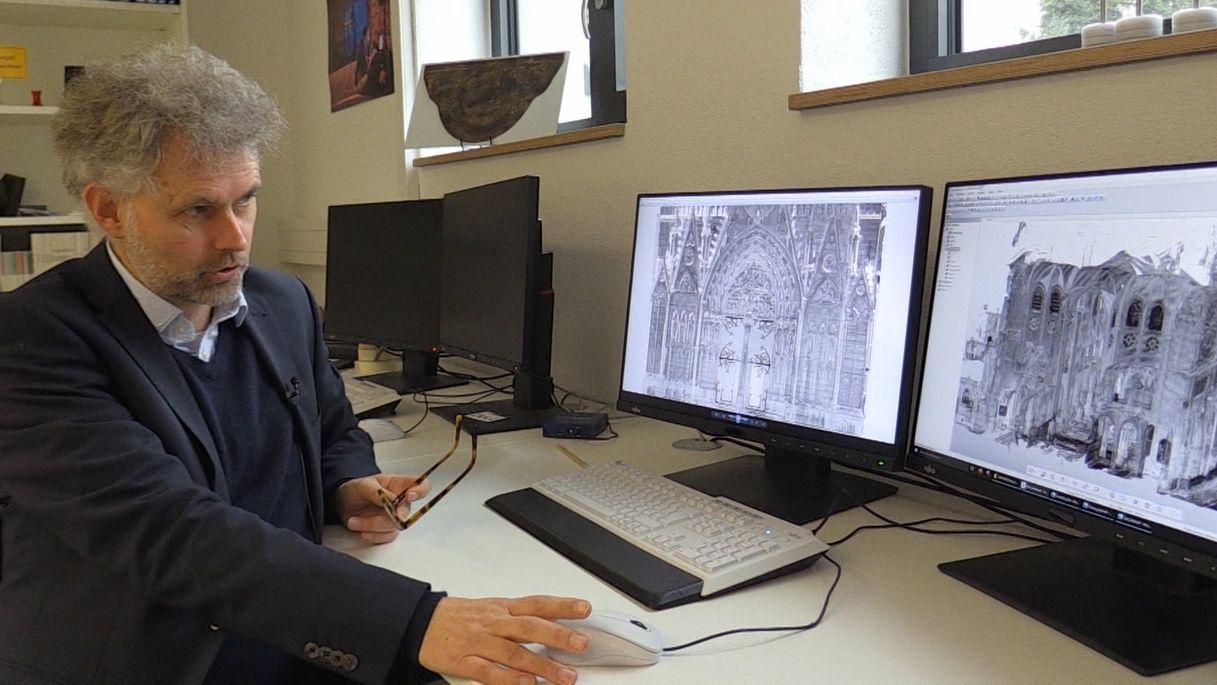Bamberger Kunsthistoriker Stephan Albrecht