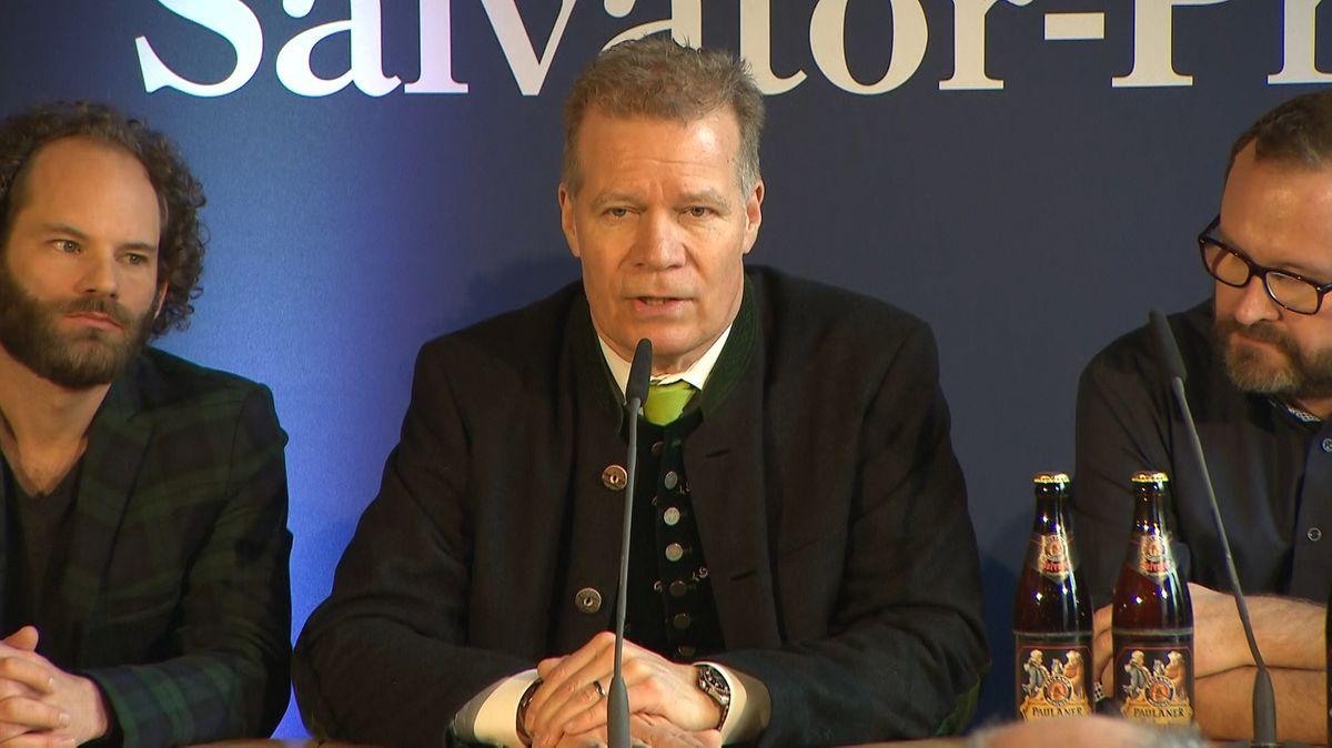 Andreas Steinfatt, Chef der Paulaner-Brauerei
