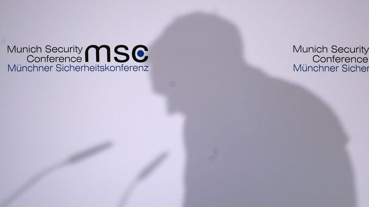 Münchner Sicherheitskonferenz, der Schatten von Heiko Maas