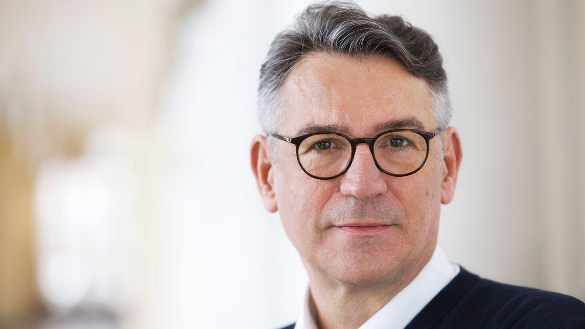Ein Porträt des Historikers Martin Zimmermann, Dekan LMU München