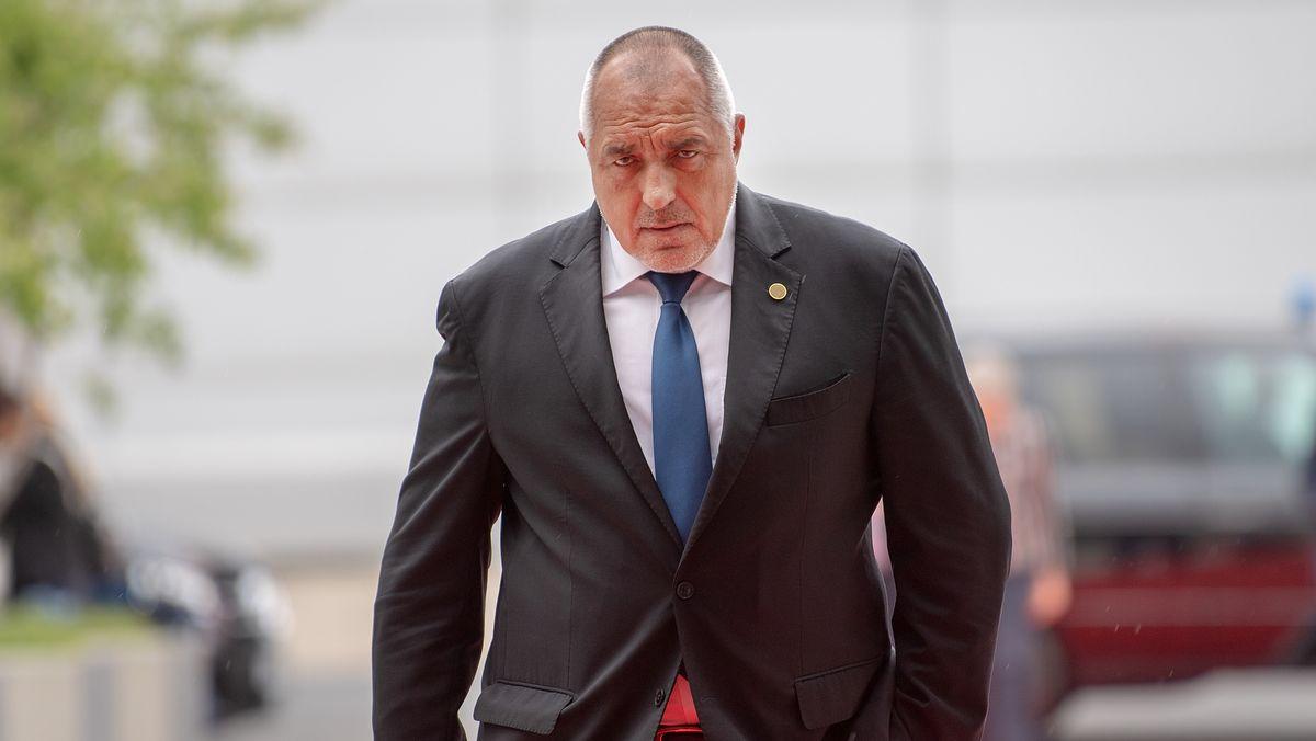 Bojko Borissow.