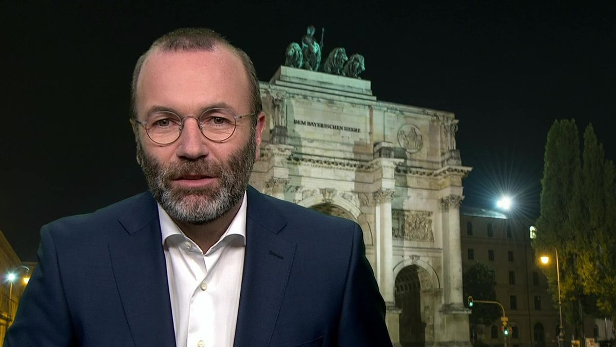 Manfred Weber, CSU-Vize und Chef der EVP-Fraktion im Europaparlament.