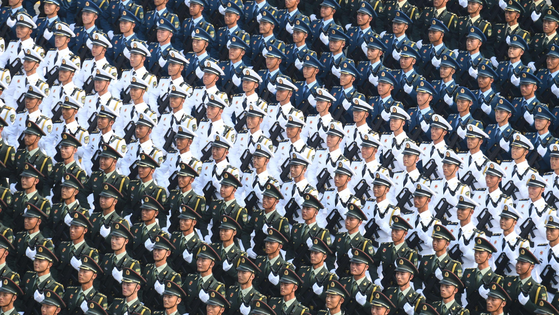 Feier zum 70. Jubiläum der Volksrepublik China
