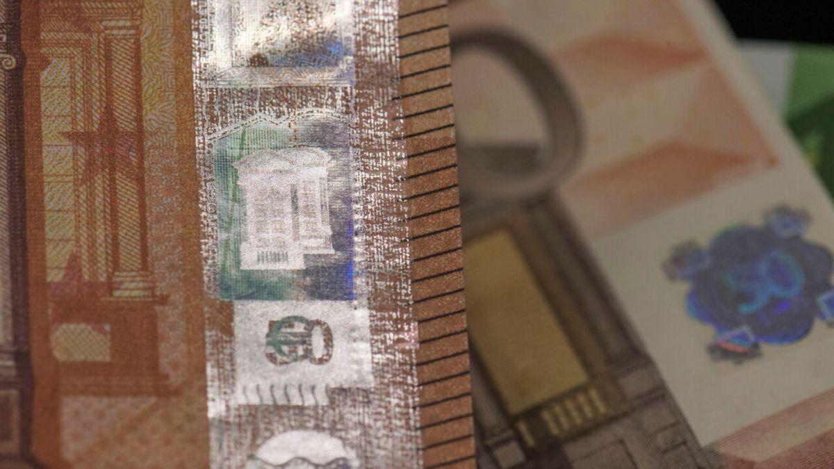 Gefälschte 50-Euro-Geldscheine