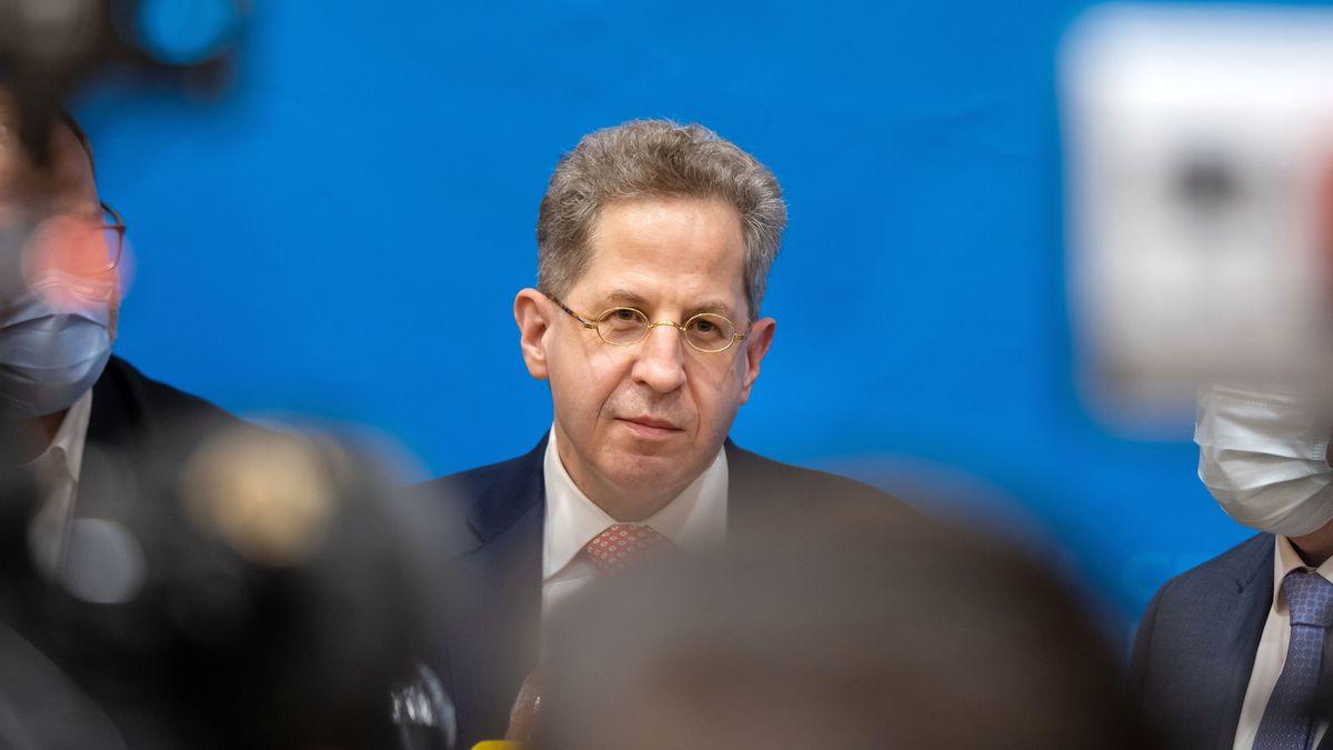 Ex-Verfassungsschutzpräsident Hans-Georg Maaßen