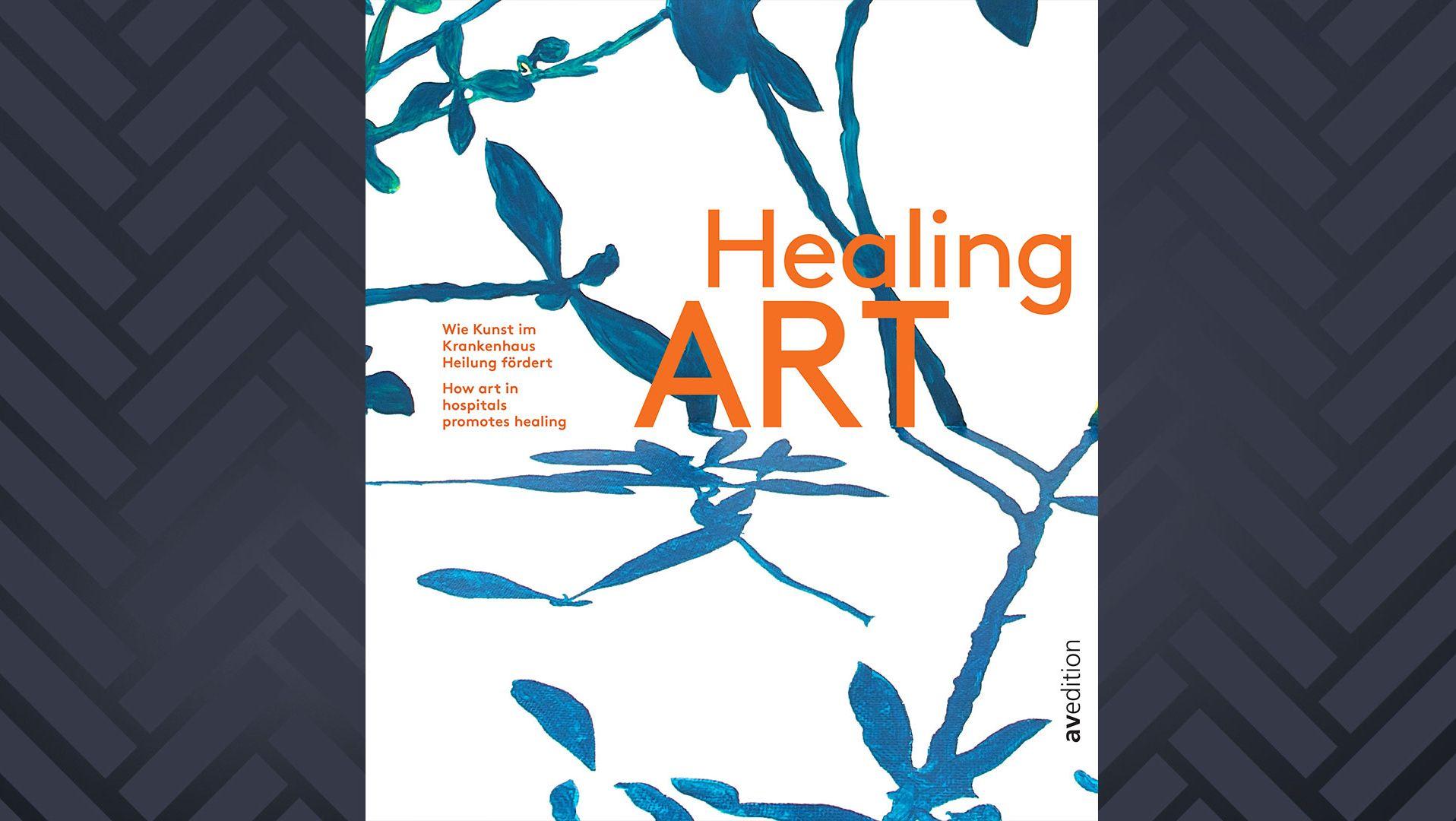 """Cover des Sammelbandes """"Healing Art"""""""
