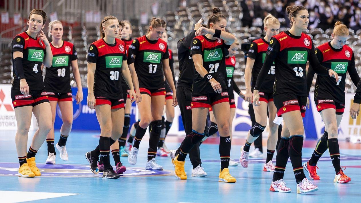 Handball Frauen WM 2019: Deutschland - Serbien