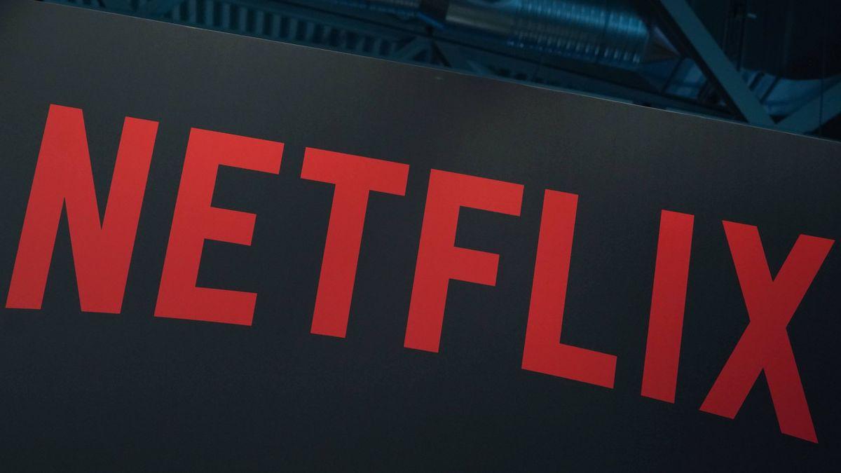Rotes Logo von Netflix