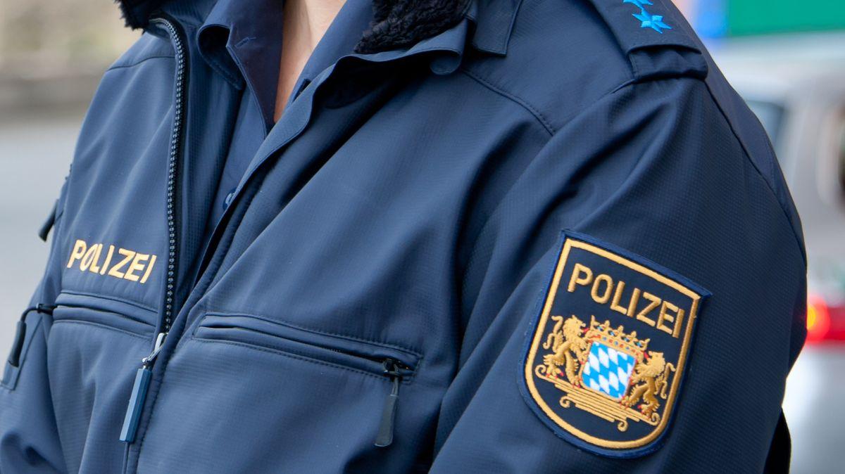 Bayerischer Polizist (Symbolbilf)