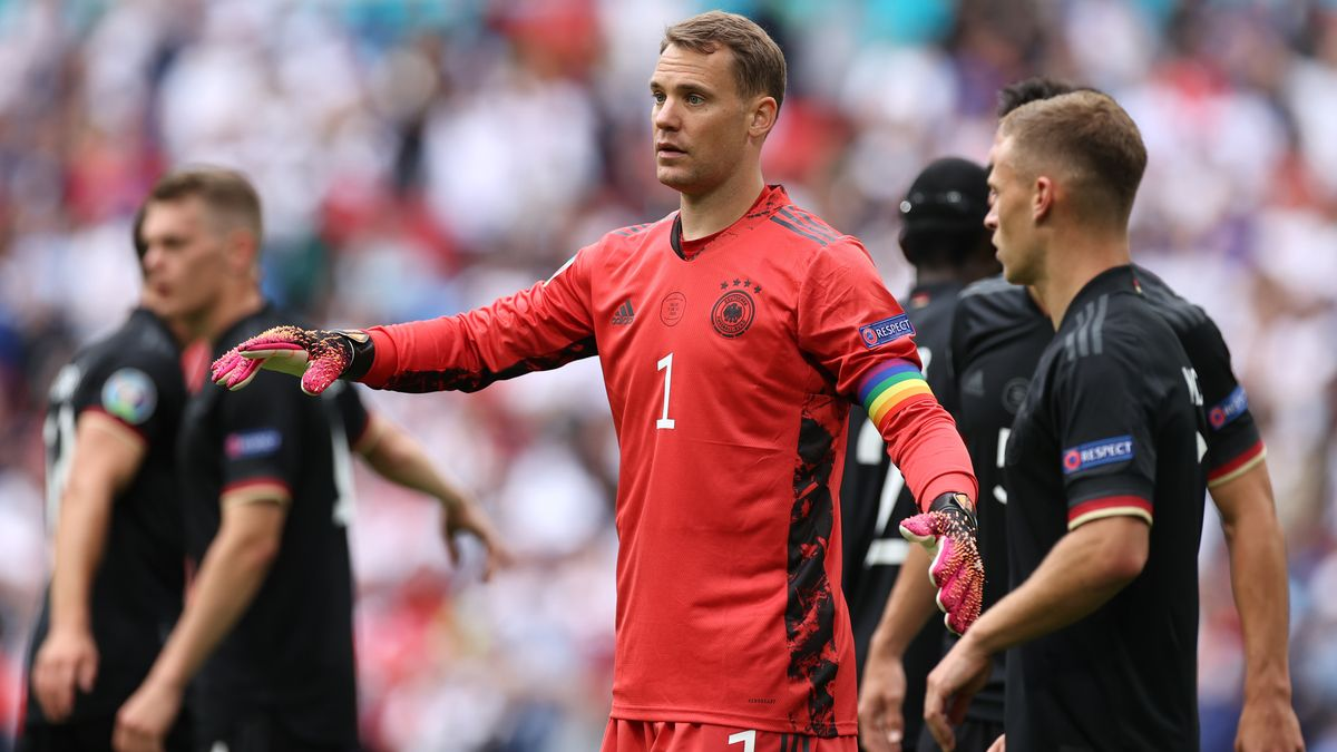 DFB-Kapitän Manuel Neuer.