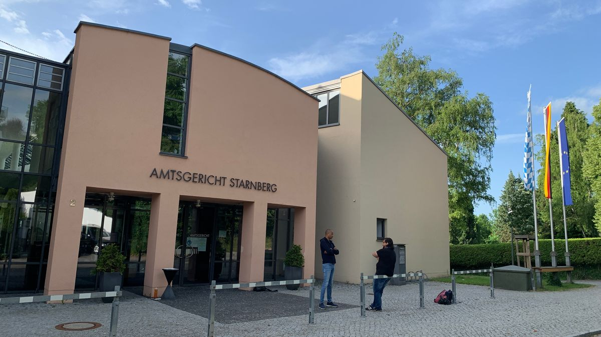 Das Amtsgericht Starnberg.