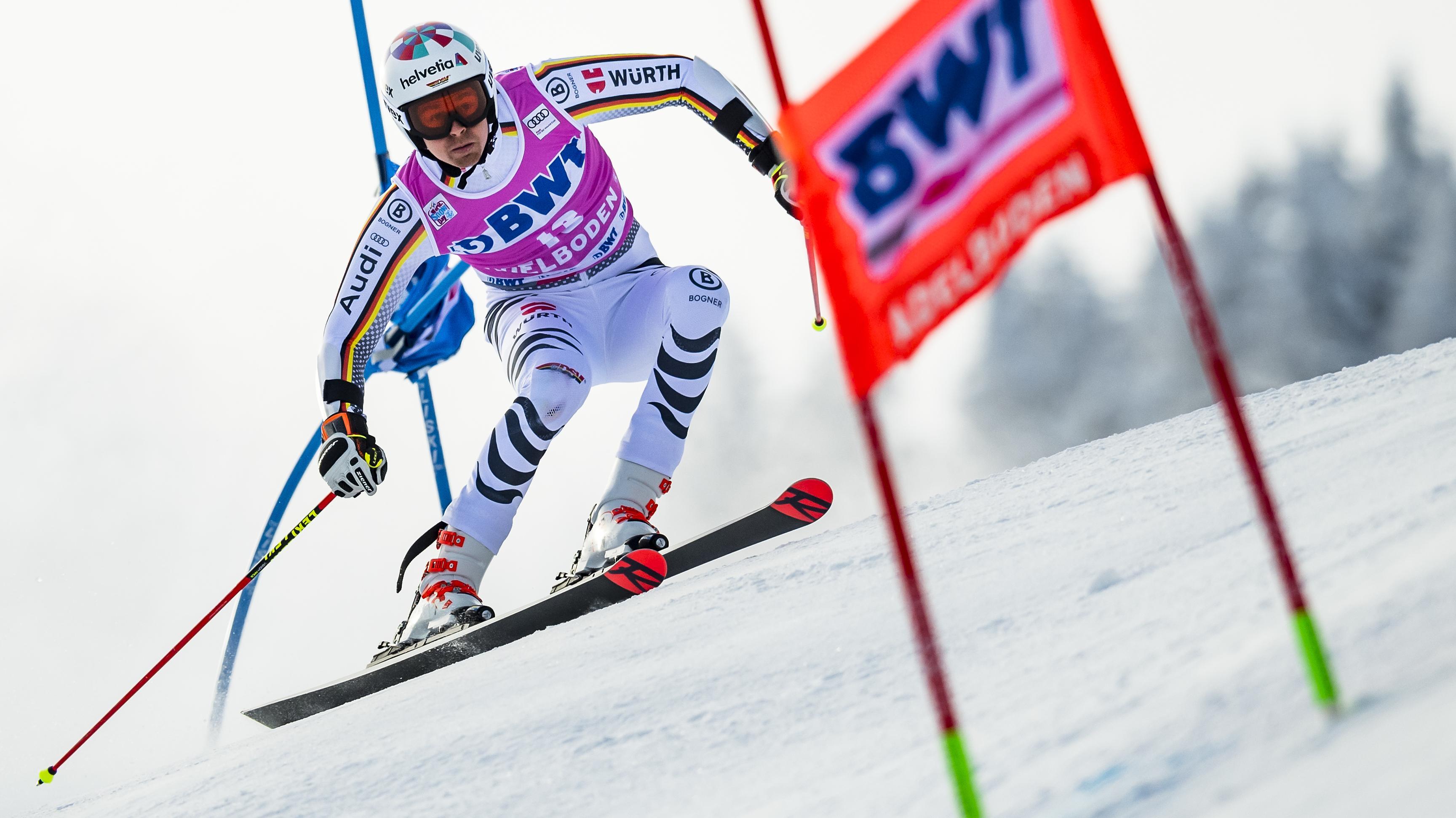 Skirennläufer Stefan Luitz